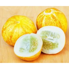 Лимонный огурец